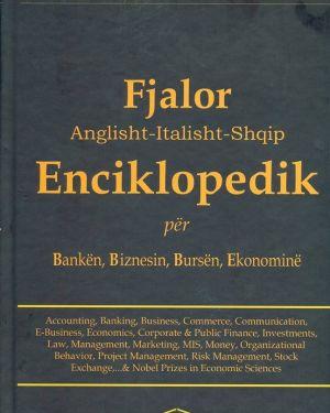 Fjalor Enciklopedik Për Bankën- Ilir Hoti