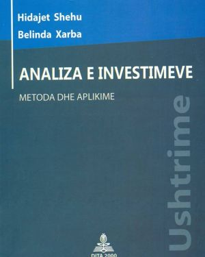 Analiza e Investimeve ushtrime- Hidajet Shehu, Belinda Xarba
