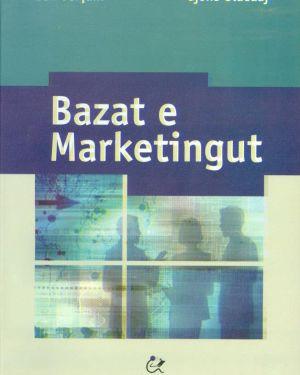 Bazat e Marketingut- Arben Verçuni, Gjokë Uldedaj
