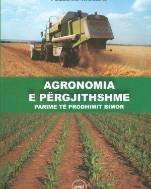 Agronomia e Përgjithshme- Pëllumb Harizaj