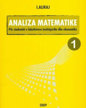 Analiza Matematike- Islam Alikaj