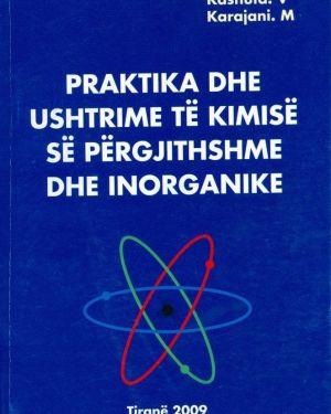 Praktika dhe Ushtrime te Kimise se Pergjithshme dhe Inorganike- Kashuta.V, Karajani.M