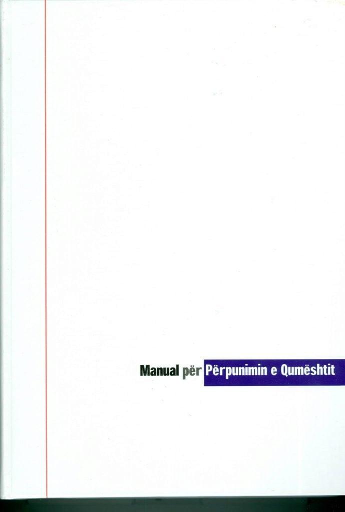 Manual për Përpunimin e Qumështit