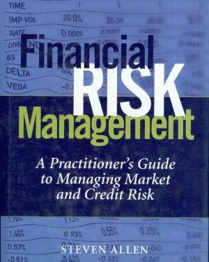 Financial Risk Management- Steven Allen
