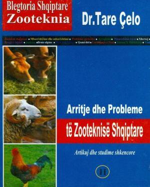 Arritje dhe Probleme të Zooteknisë Shqiptare- Tare Celo