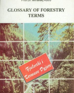 Glossary of Forestry Terms- Mihallaq Kotro