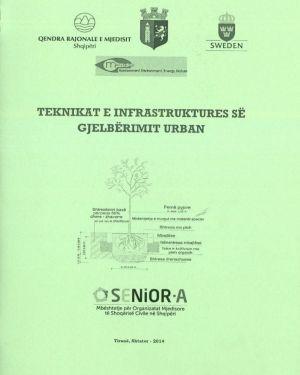 Teknikat  e Infrastrukturës së Gjelbërimit Urban