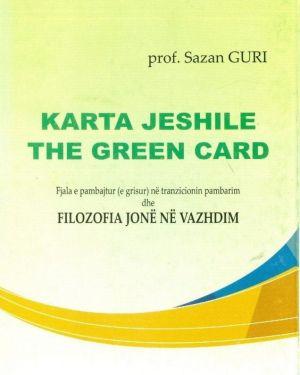 Karta Jeshile- Sazan Guri