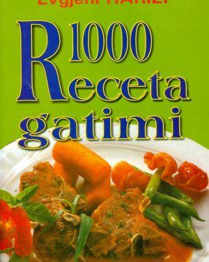 1000 Receta Gatimi- Evgjeni Harizi