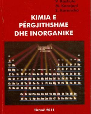 Kimia e Pergjithshme dhe Inorganike- Vasil Kashuta, Mira Karajani, Sokol Karanxha