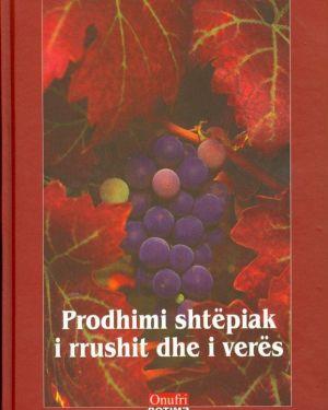 Prodhimi Shtëpiak I rrushit dhe I verës- Andrea Shundi