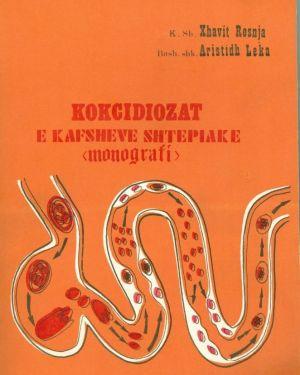 Kokcidiozat e Kafsheve Shtepiake- Xhavit Resnja, Aristidh Leka