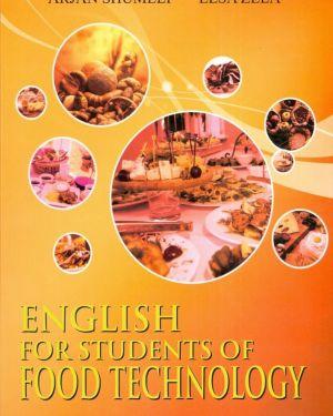 English for students of food technology- Elsa Zela, Arjan Shumeli