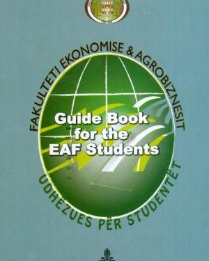 Udhëzues për Studentët- Fakulteti i Ekonomisë dhe Agrobiznesit
