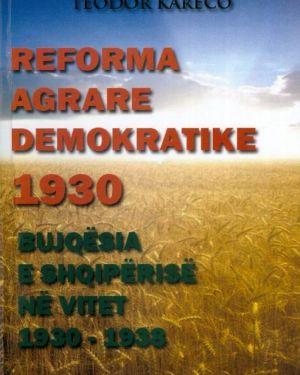 Reforma agrare demokratike- Teodor Kareco
