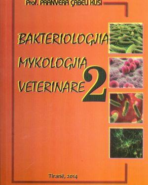 Bakteriologjia Mykologjia Veterinare- Pranvera Çabeli Kusi