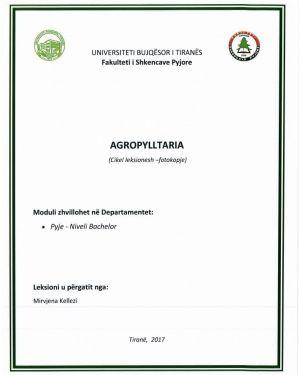 agropylltaria -mirvjena kellezi