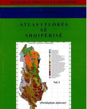 Atlas i Flores se Shqiperise -Jani Vangjeli