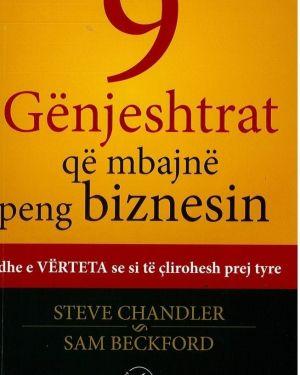 9 Genjeshtrat qe mbajne peng biznesin -Steve Chandler