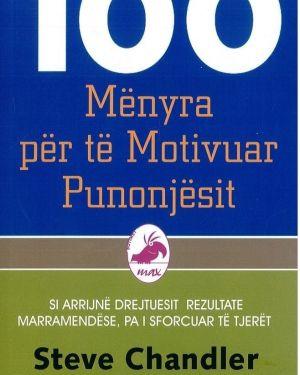 100 Menyra per te Motivuar Punonjesit