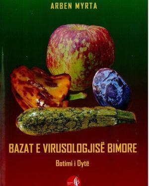 Bazat e Virusologjise Bimore – Arben Myrta
