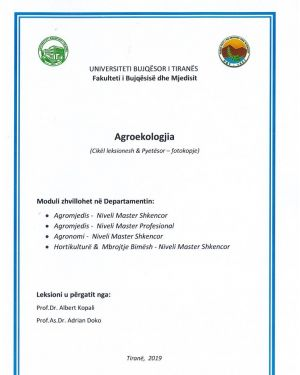 Agroekologjia – Albert Kopali, Adrian Doko
